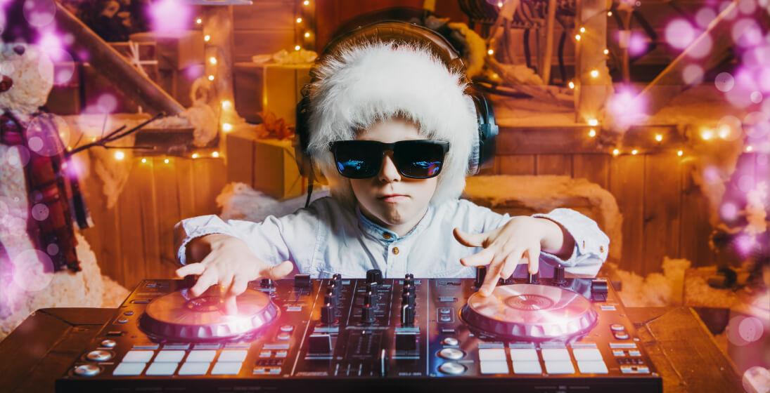 DJ pro děti