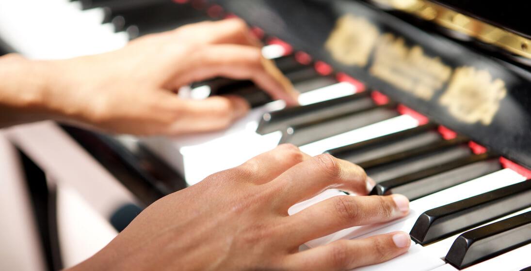 Klavírista / Pianista