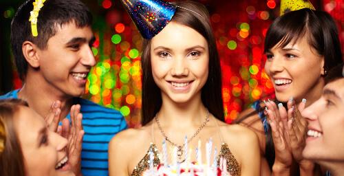 Oslava narozenin pro větší děti – dětská párty
